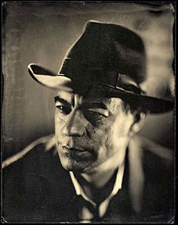Dan Carrillo ambrotype