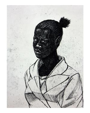 Kerry James Marshall Print
